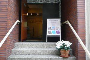 GelsenKIRCHE Eingang